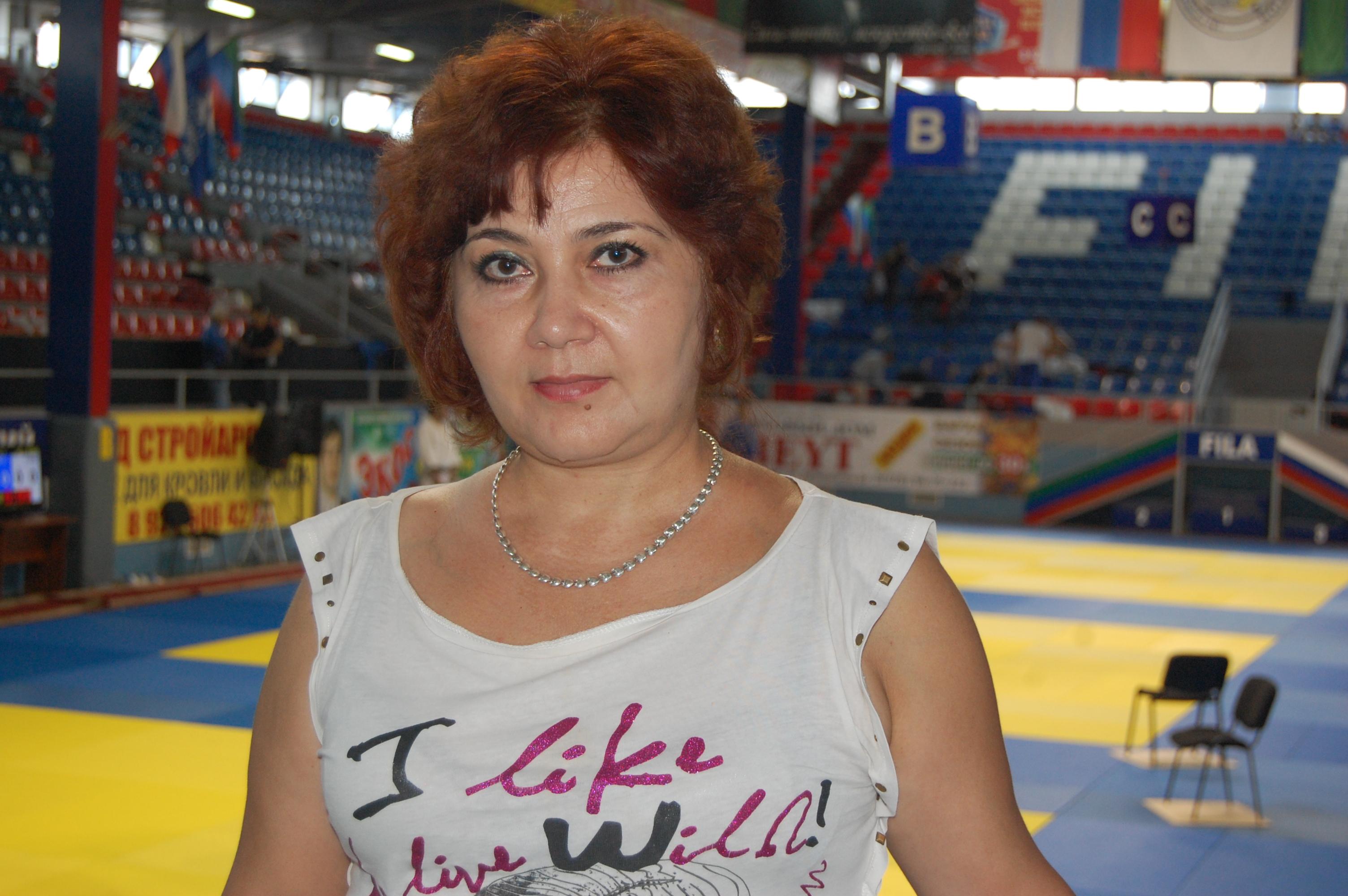 Зайнап Датуева - единственный заслуженный тренер в округе