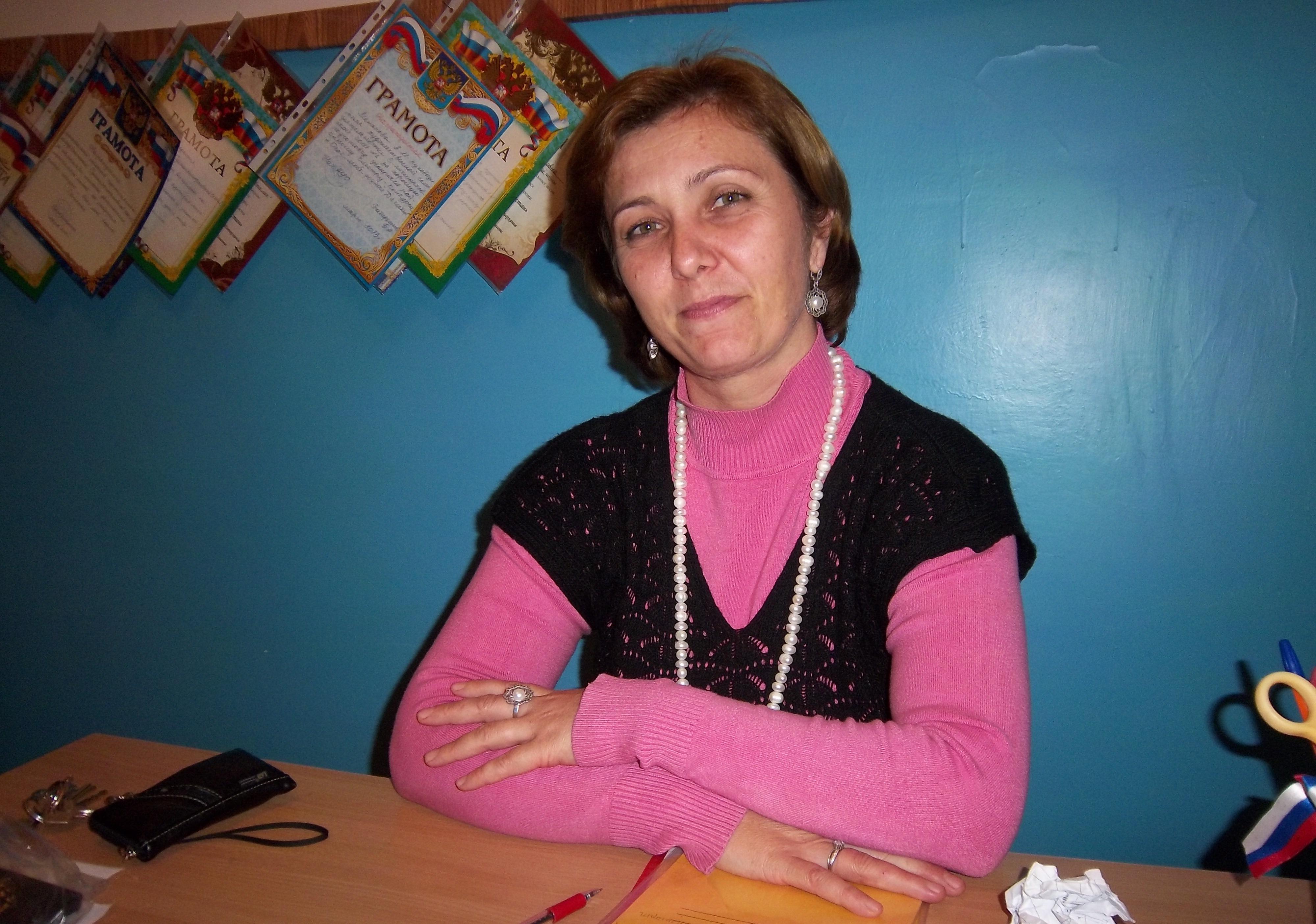 Асият Манапова: «В нашей школе самые талантливые дети»
