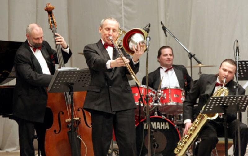 Мартовский джаз
