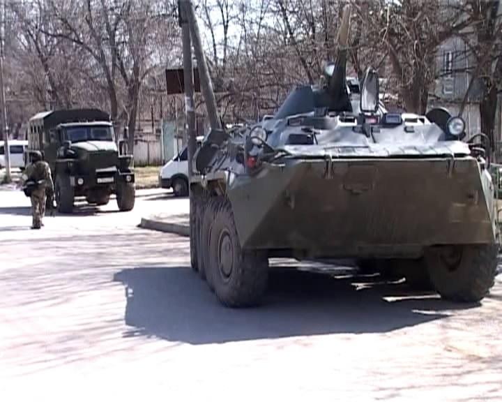 Трое предполагаемых боевиков убито в спецоперации в Буйнакске
