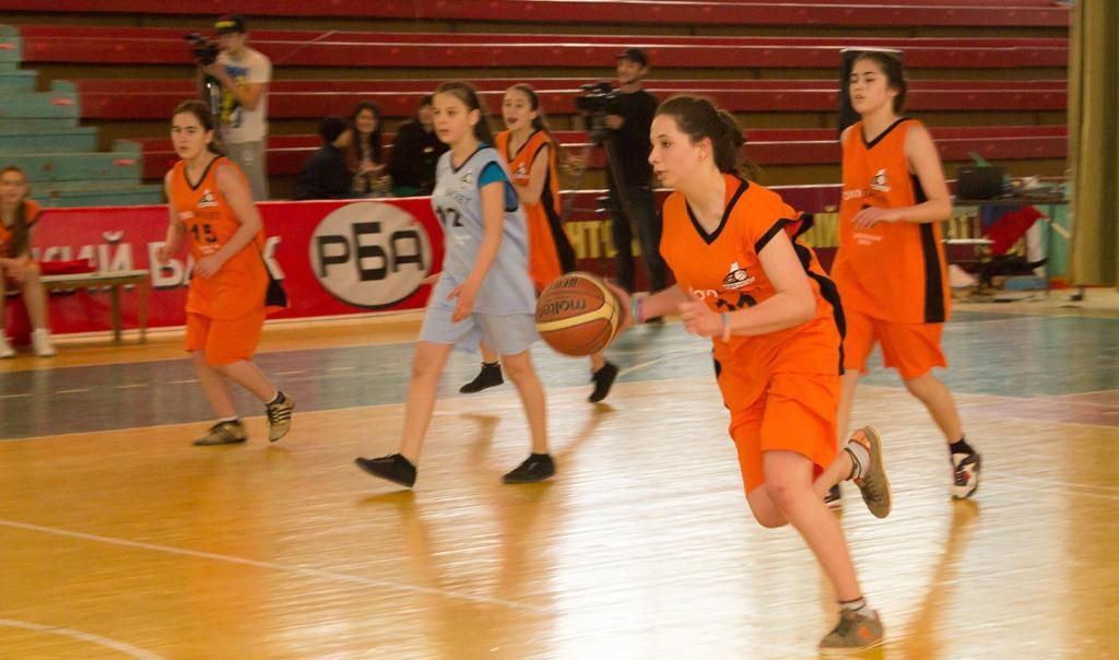 Баскетбольные баталии