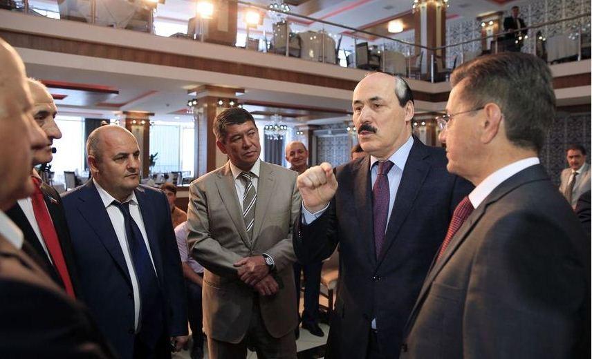 «Седой Каспий»: развивать, а не кормить