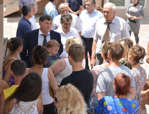 В Дагестан — с надеждой