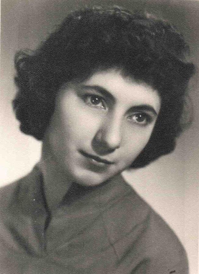 Нина Тер-Семенова, инженер,10–70-е