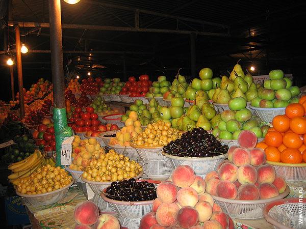Махачкалинский рынок. Взгляд извне
