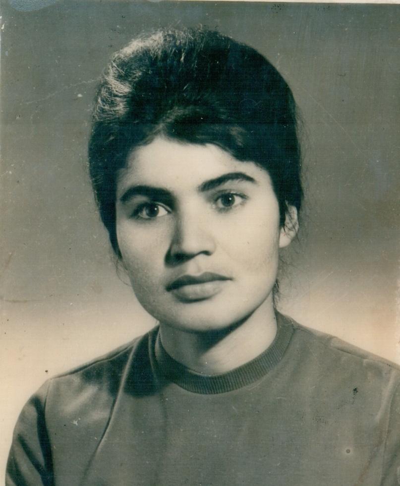 Габибат Азизова (Новрузалиева),  вице-президент Фонда  Расула Гамзатова