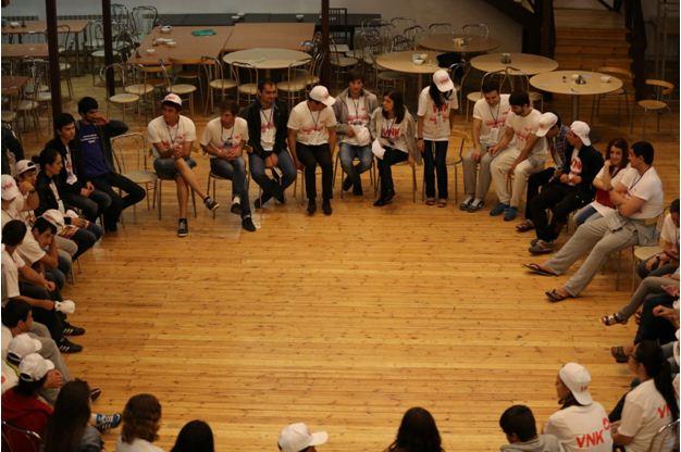 Форум молодых лидеров  «Чиндирчеро 14»