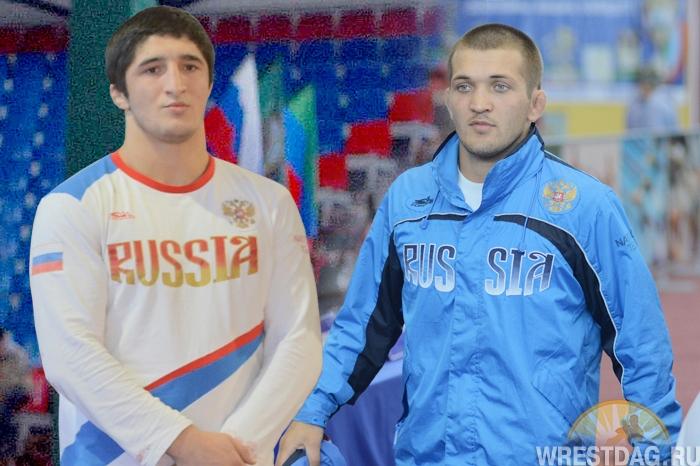 Курбаналиев и Садулаев сохранили лидерство в рейтинге FILA