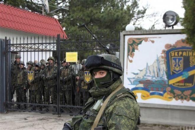 Тревожные дни юго-востока Украины
