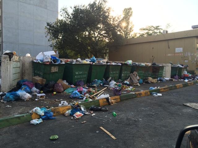 Администрацией Махачкалы не налажена система очистки города – прокуратура