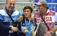 Гасангусейн Бадрудинов —  победитель первенства мира  среди юниоров