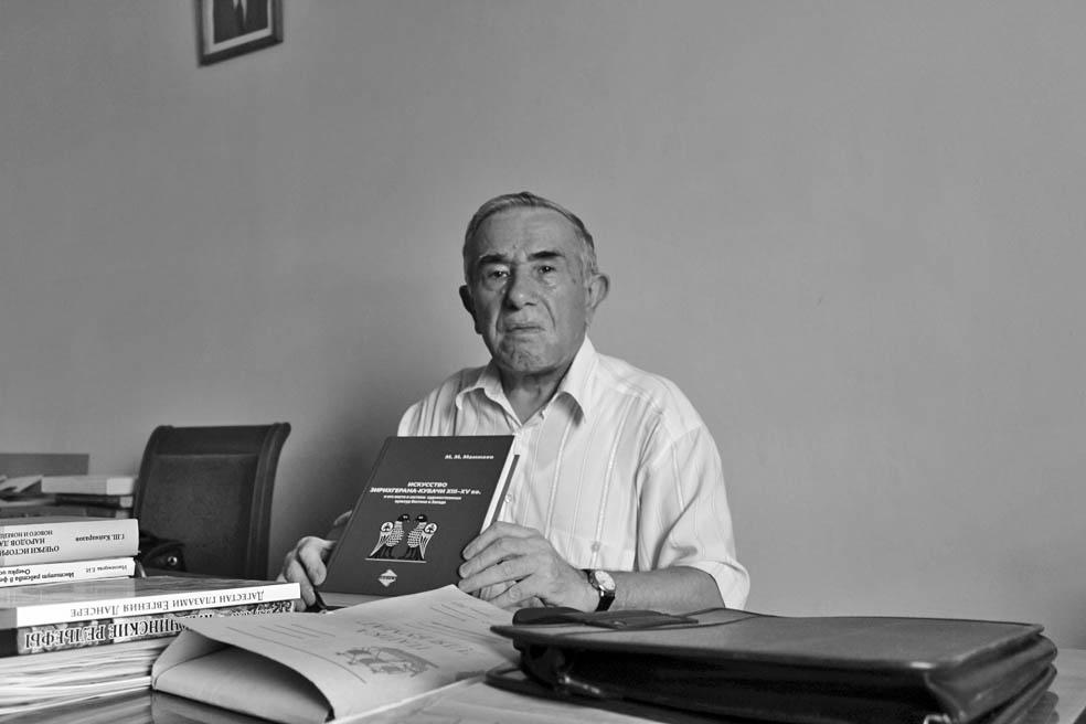 Мисрихан Маммаев: «Писать книги  по искусству –  дело нелегкое»