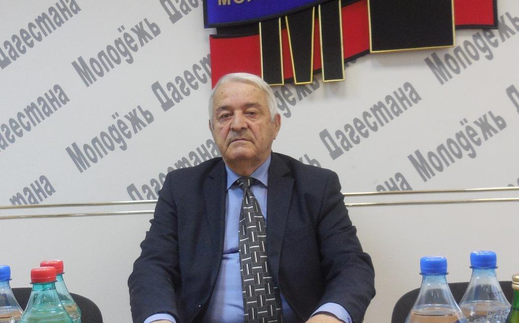 Имампаша Чергизбиев: