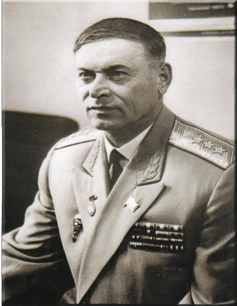 Генерал Танкаев:
