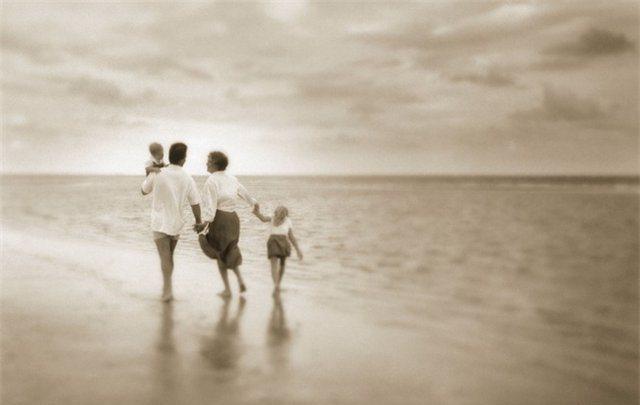 Терпение - фундамент семьи