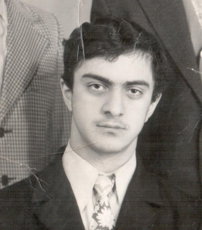 Вагиф Гебеков, историк
