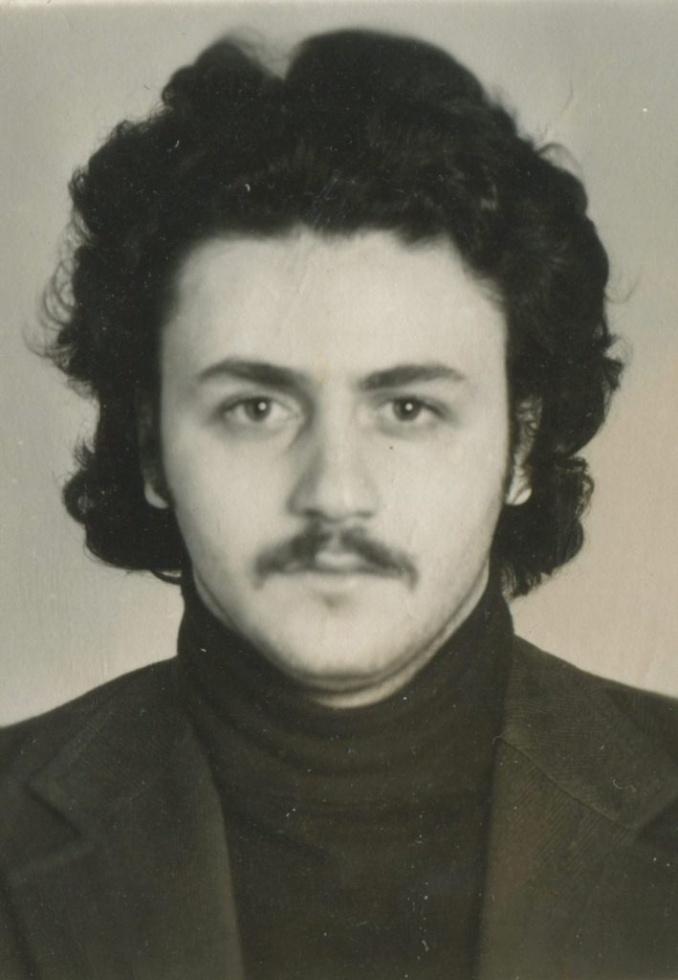Виктор Михайлов, журналист
