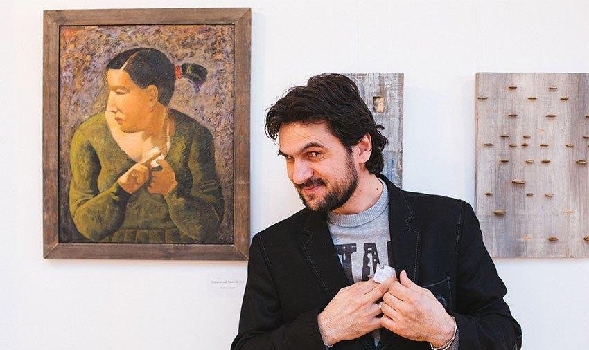 Закарья Закарьяев: «Персональная выставка – это как стриптиз»