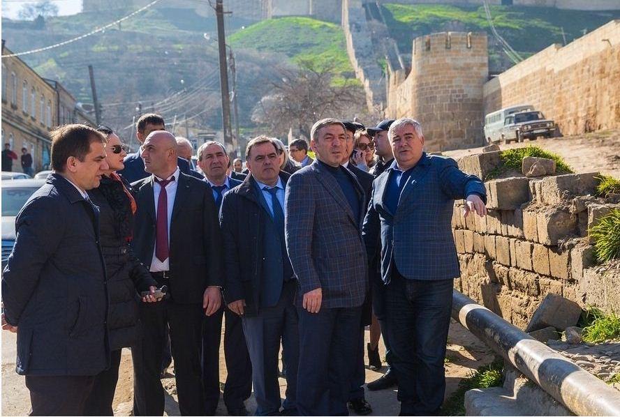 Абдусамад Гамидов: «Юбилей Дербента касается каждого жителя республики»