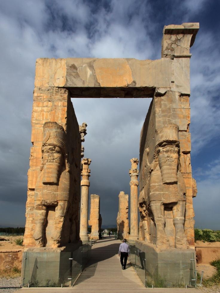 Неприступные врата Нимруда