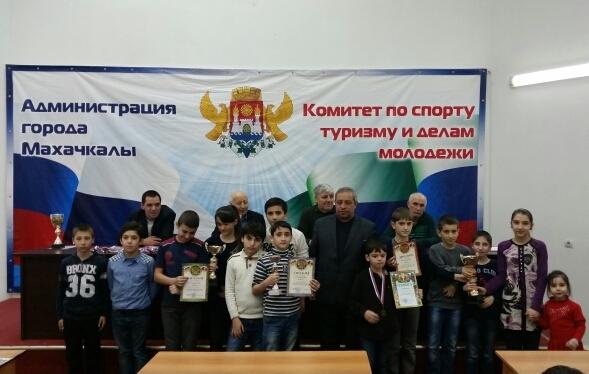 Махачкалинская команда будет представлять РД  в финале турнира «Белая ладья»