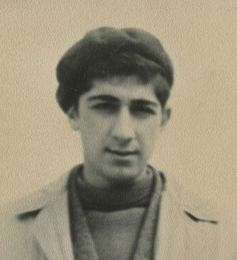 Алексей Сулейманов, строитель