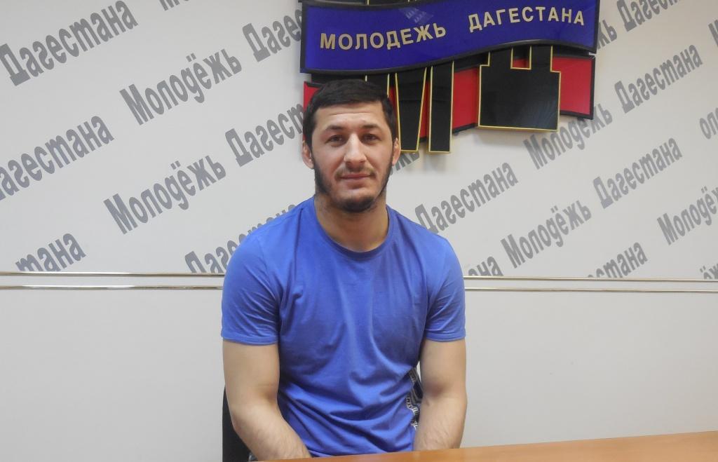 Рашид Магомедов: «Самый удачный бой  в моей карьере – это тот, который я проиграл»