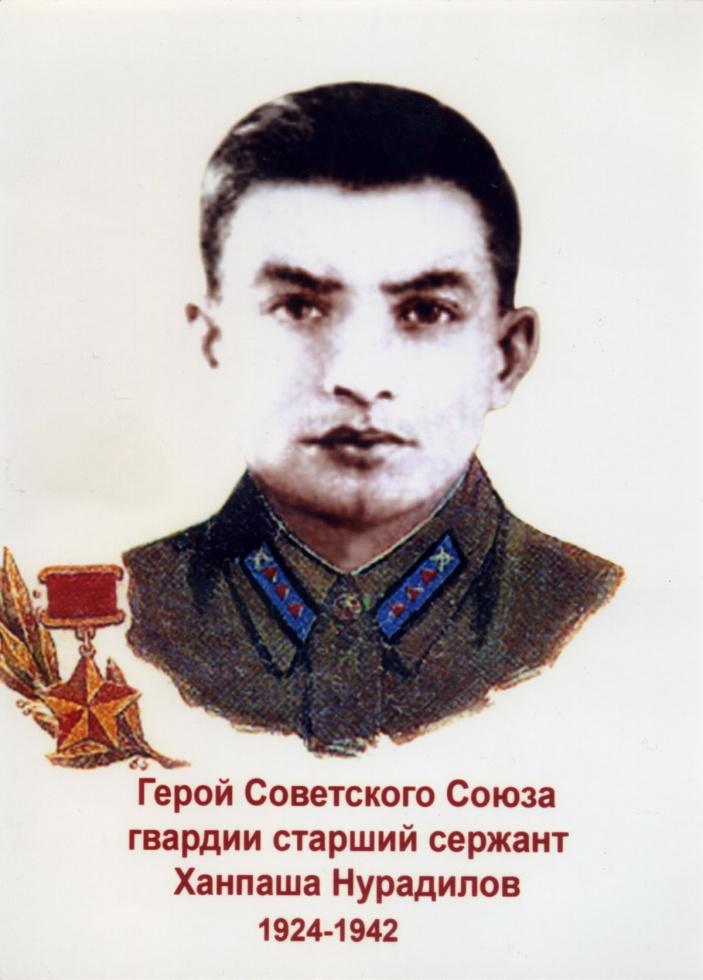 Ханпаша Нурадилов:  он стал Героем в 18 лет