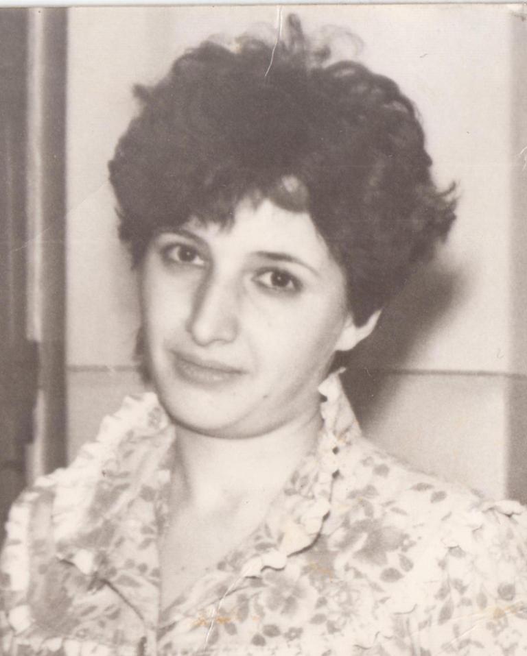 Ирина Габрилян,  преподаватель