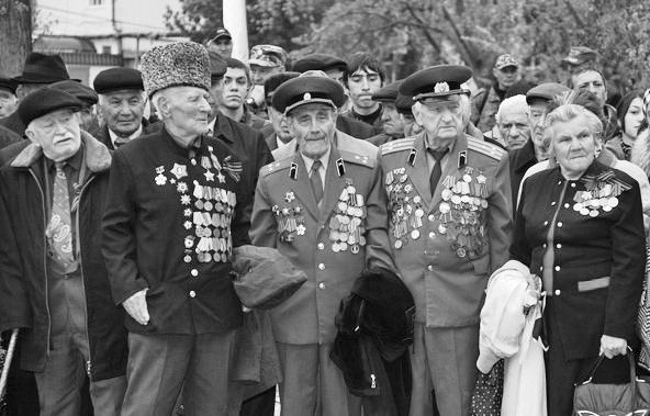 Ратный и трудовой подвиги народов Дагестана
