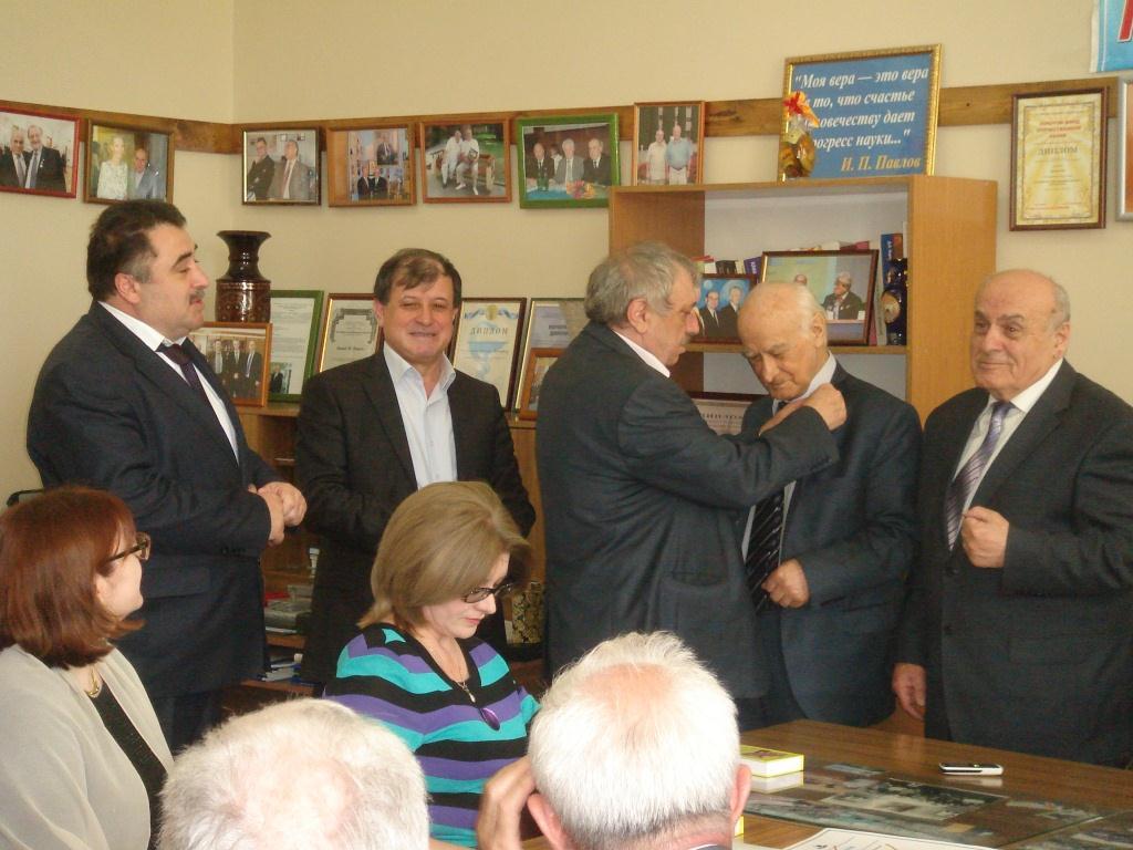 Академику Ибрагиму Шамову – 85!