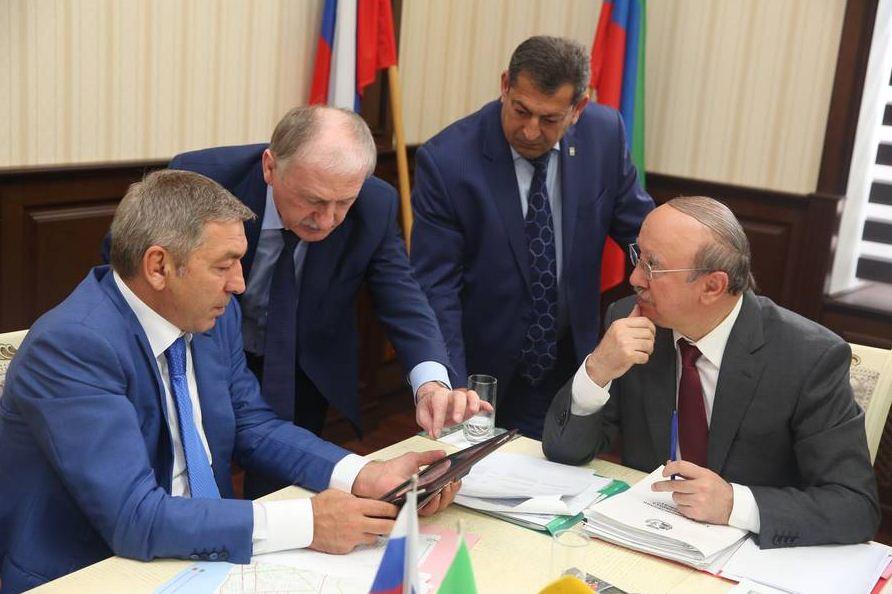 Абдусамад Гамидов: «Юбилей Дербента – это праздник не только для дербентцев, но и для Дагестана и всей России!»