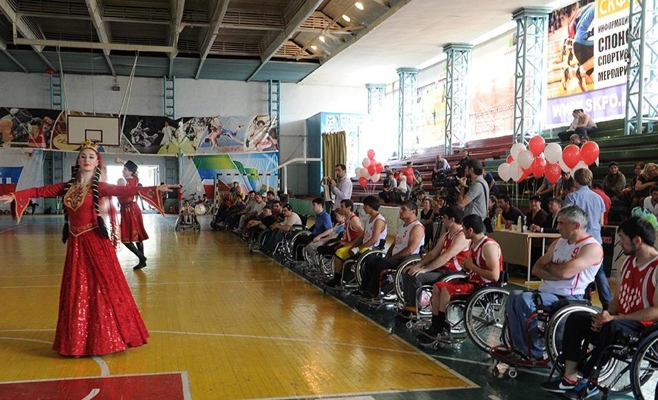 Пятый ежегодный фестиваль инвалидного спорта прошел в Махачкале