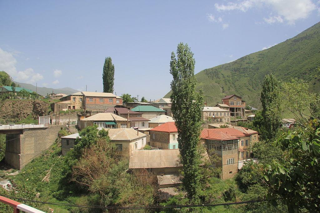 Прекрасный уголок Южного Дагестана