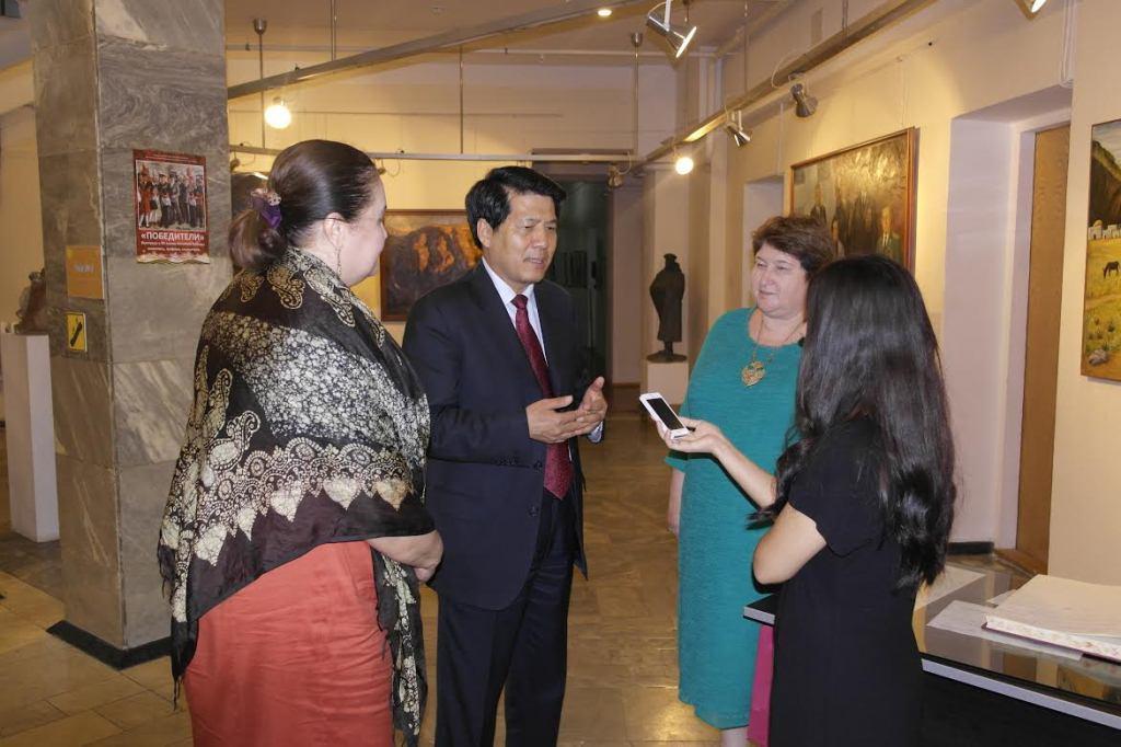 Посол Китая восхитился Дагестаном и дагестанцами