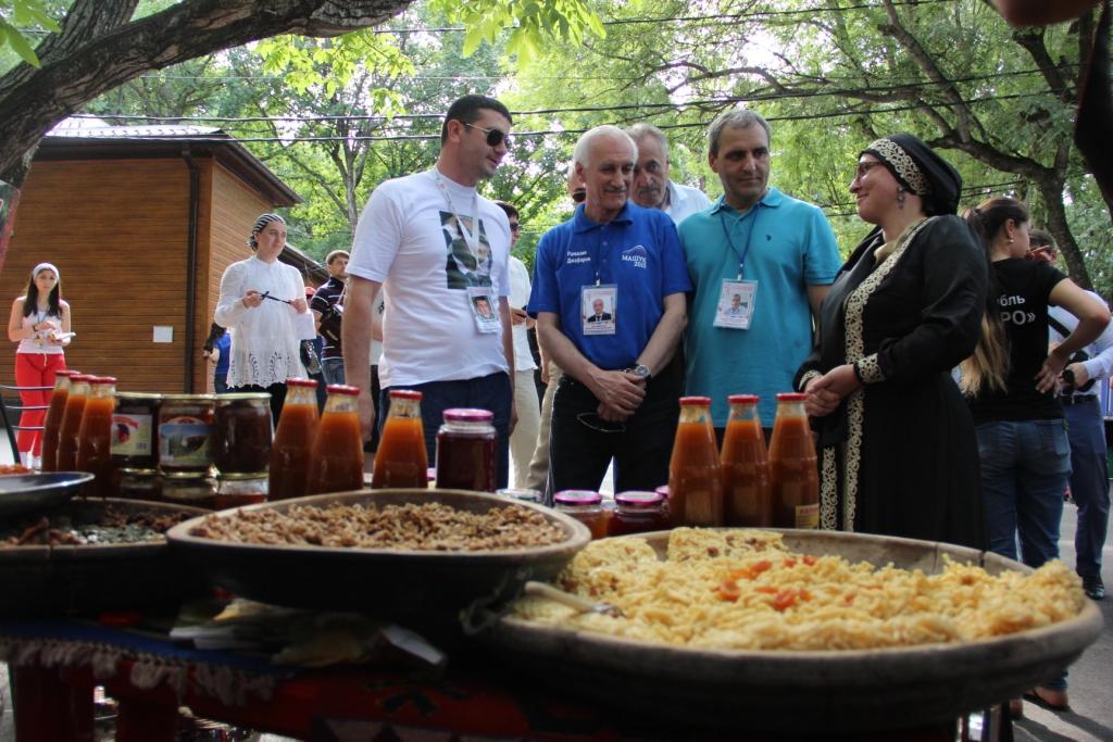 «Машук-2015» по-дагестански