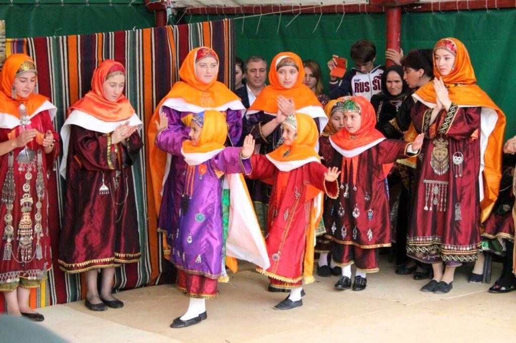 Праздник в Балхаре