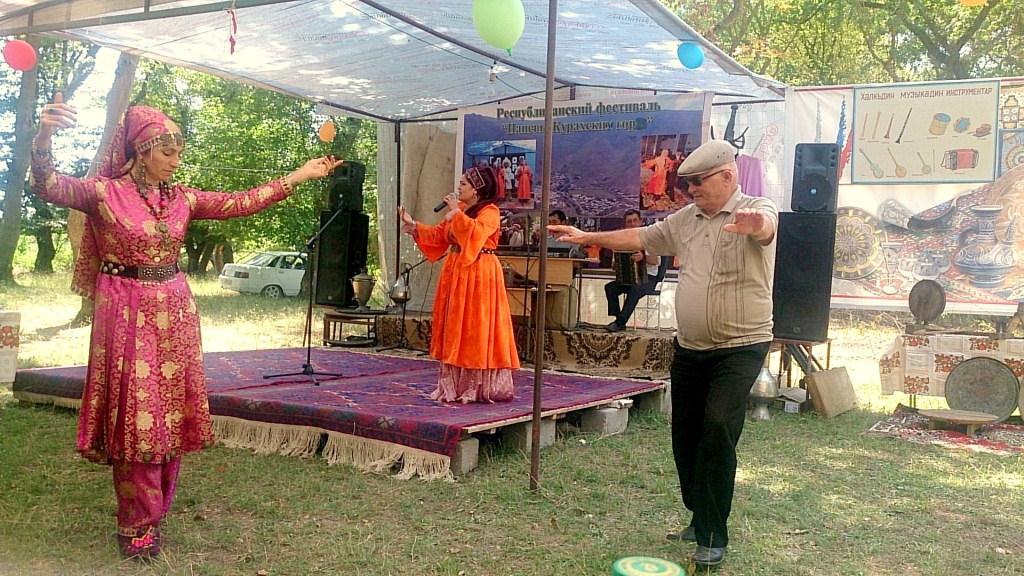 «Напевы Курахских гор» — фестиваль, ставший традицией