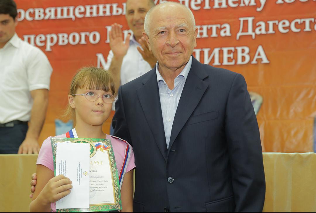 В Дагестане определены чемпионы республики по шахматам среди мужчин и женщин