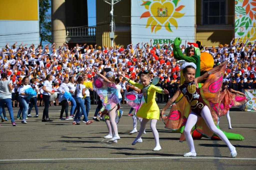 Делегация Кизляра приняли участие в праздновании Дня Ставропольского края