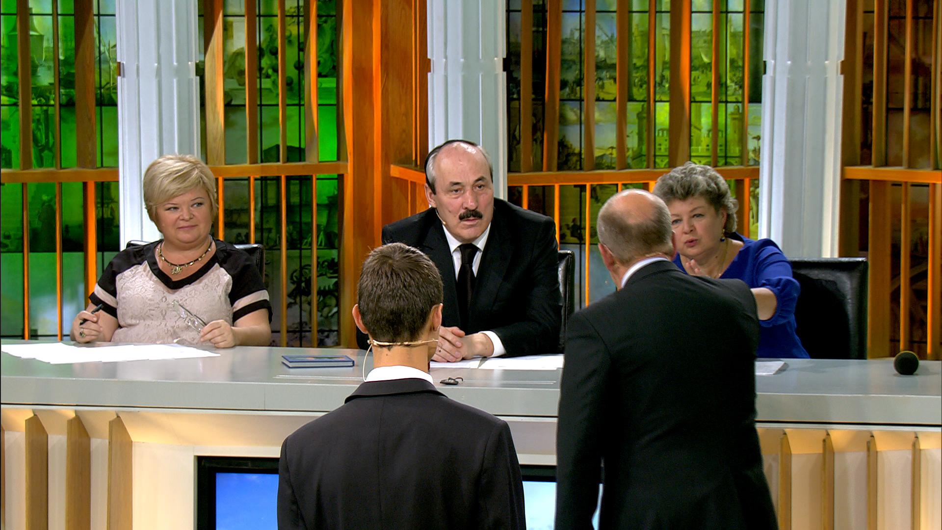 Ближайший выпуск передачи «Умницы и умники» будет посвящен 2000-летию Дербента