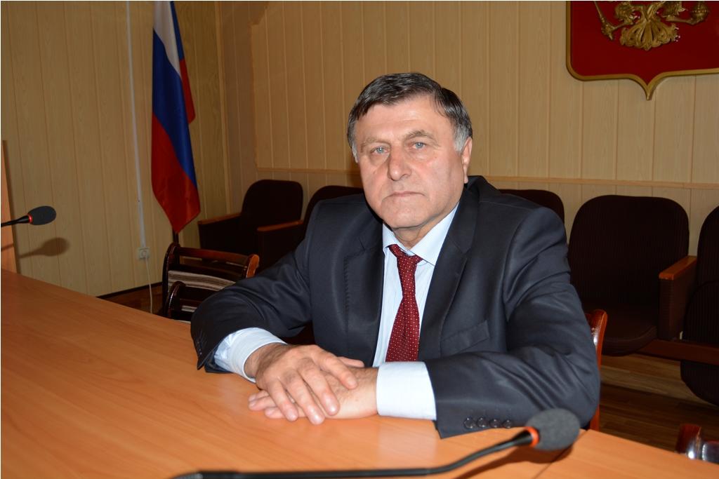 Главой Хасавюрта избран Зайнудин Окмазов