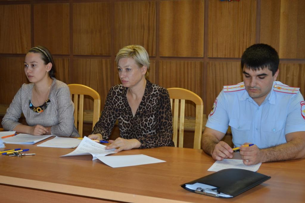 Комиссия по делам несовершеннолетних Кизляра рассмотрела более 10 материалов