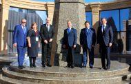Председатель Правительства России Дмитрий Медведев посетил город Дербент