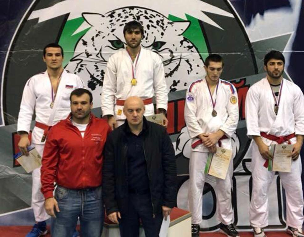 Сотрудники УФСИН Росси по Республике Дагестан стали чемпионами России по рукопашному бою