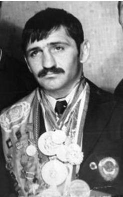 Первый олимпионик