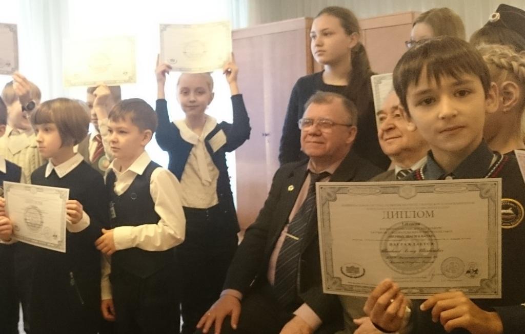 Школьник из Дагестана стал победителем всероссийского научного конкурса