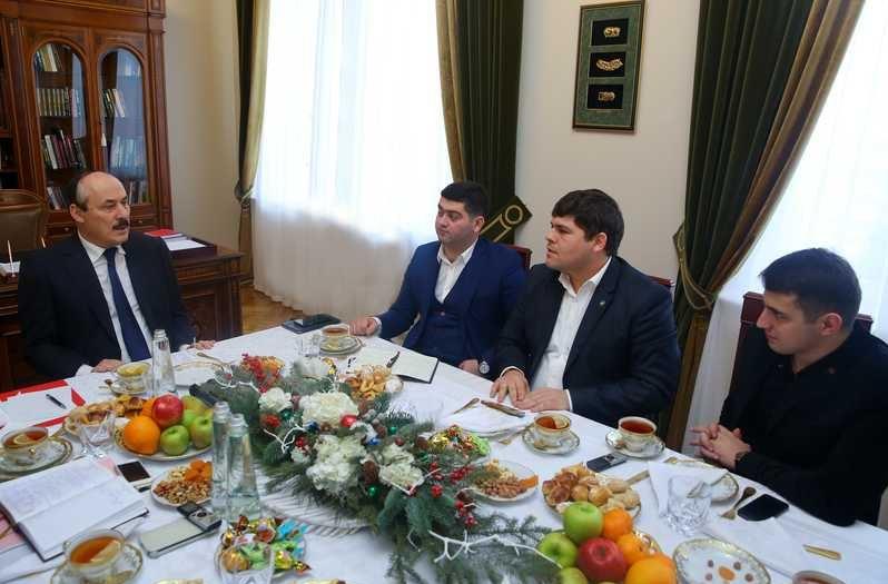 Рамазан Абдулатипов: «Надо делать все, чтобы мы и дальше могли гордиться нашим родным Дагестаном!»