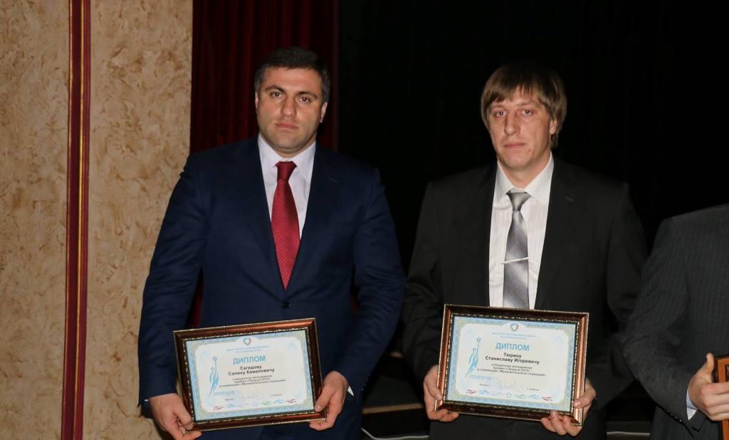 В Дагестане состоялась церемония награждения лауреатов молодёжной премии «Прорыв -2015»