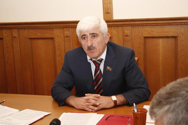 Джапарбег Шамхалов: Решение проблемы эффективного использования земель сельхозназначения является сегодня первостепенной задачей